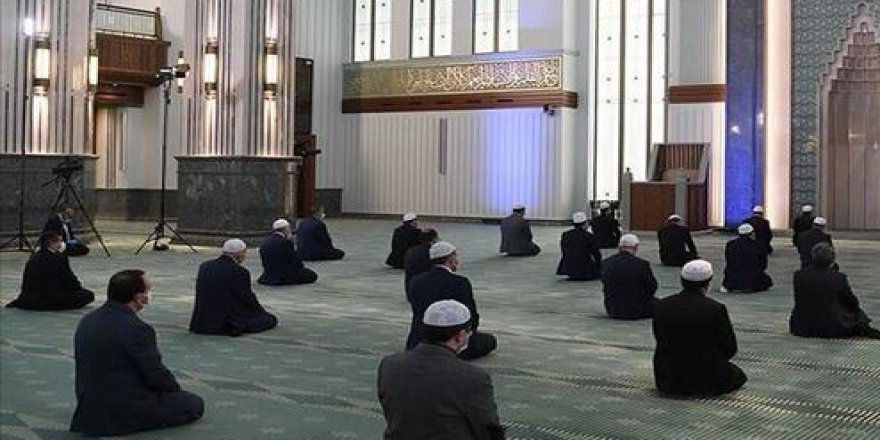 Gebze'de namaz kılınacak cami ve alanlar açıklandı