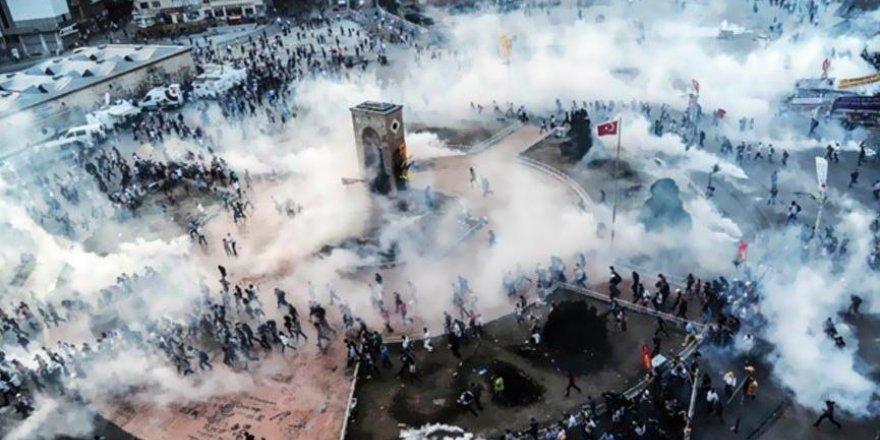 Gezi direnişi halkın iradesidir
