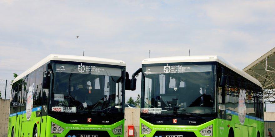 Gebze'den Sabiha Gökçen Havalimanı'na otobüs seferleri