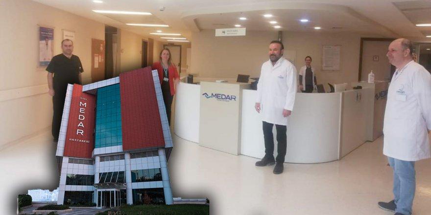 Medar Hastanesi Gebze kadrosunu güçlendiriyor