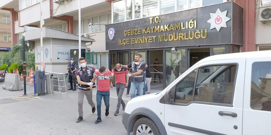 2 gaspçı tutuklandı