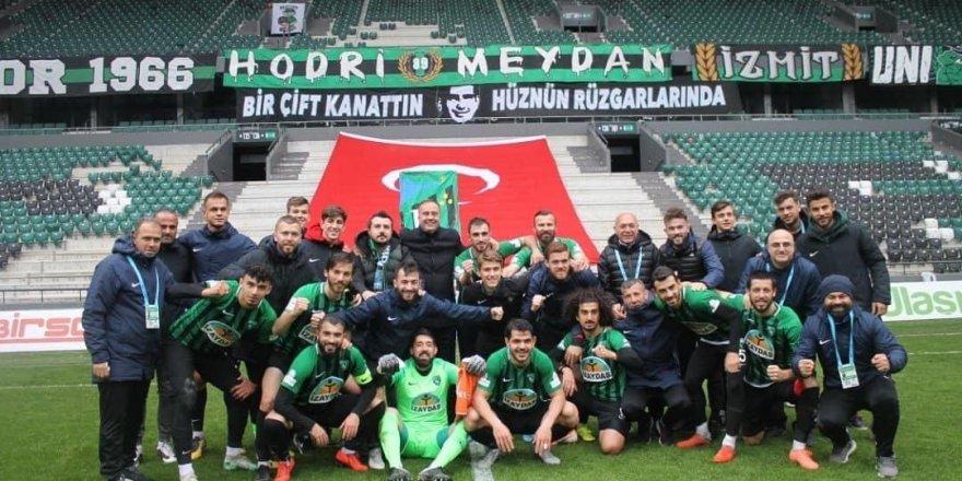 Kocaelispor 2.ligde
