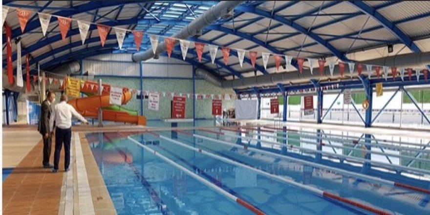 Şampiyon yüzücüler start verdi
