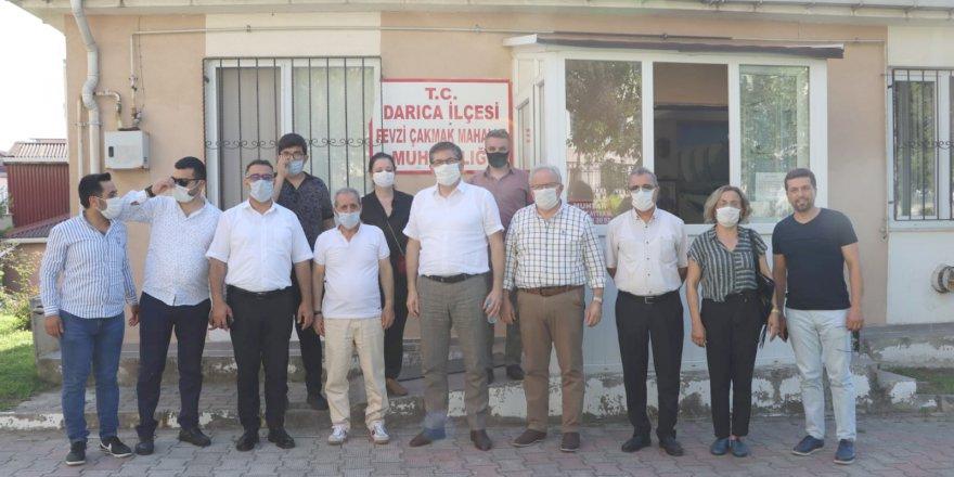 CHP'den Darıca çıkarması