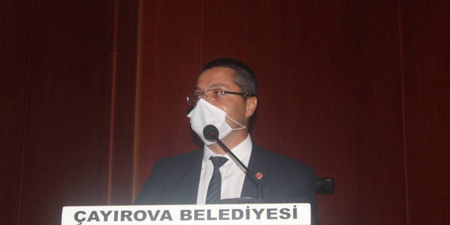 CHP'nin peşkeş iması Çiftçi'yi kızdırdı