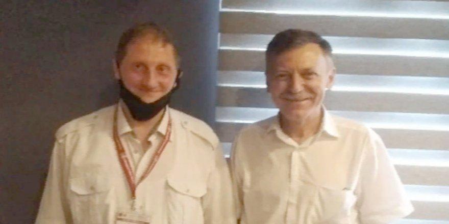 Prof. Dr. Aytuğ Atıcı'dan CHP Kocaeli ziyareti