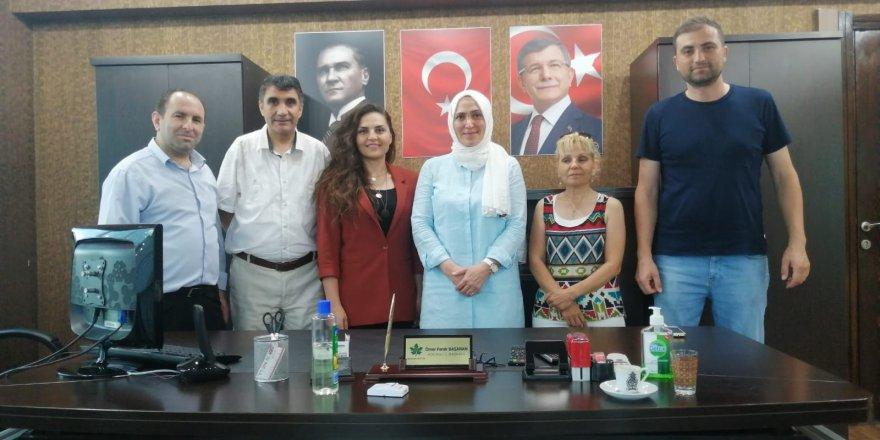 """Sağıroğlu: """"Gelecek Kocaeli Gurur kaynağımız oldu"""""""
