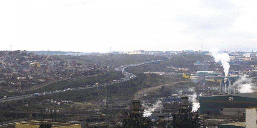Kocaeli'de  hava kirliliği arttı!