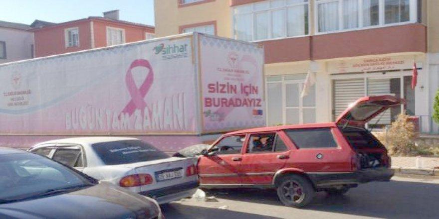 Darıca'da kaza:  4 yaralı