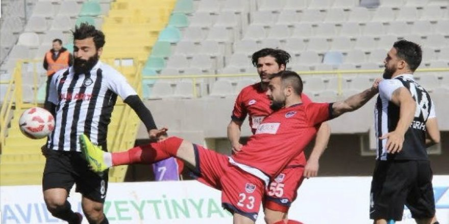 Play-Off'lar Trt Spor'da