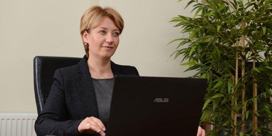 AKP Kadın Kolları'nda Yasemin Özdemir atandı