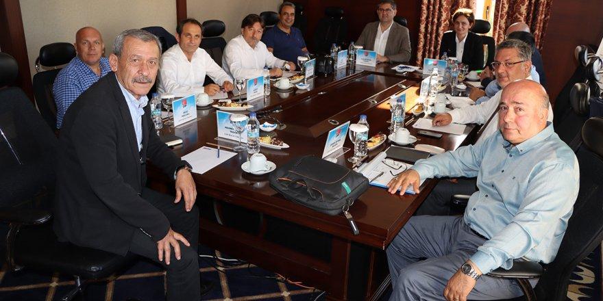 CHP İl Başkanları Kocaeli'de buluştu