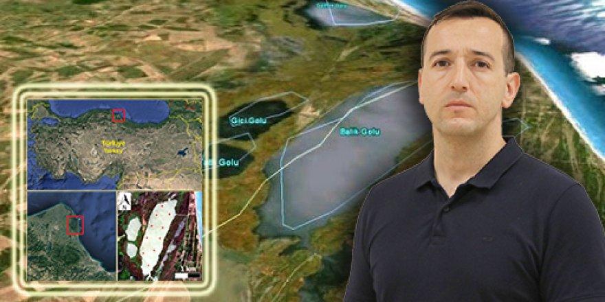 GTÜ uydudan su kirliliğini tespit ediyor