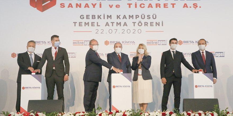 Dilovası'na 315 milyonluk yatırım