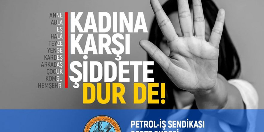 İstanbul Sözleşmesi hayata geçmelidir