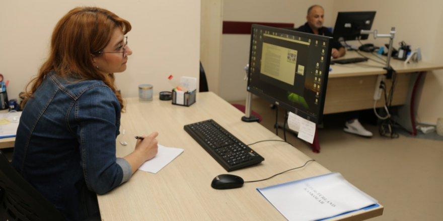Büyükşehir'de online ihale eğitimi