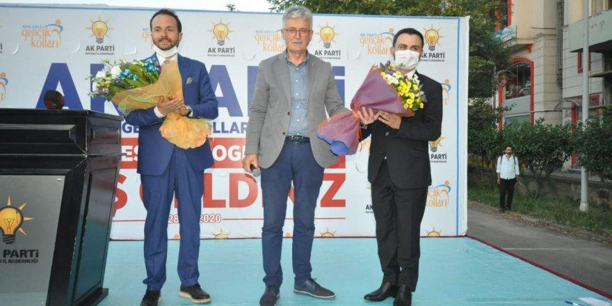 AKP'de Özdemir görevi devraldı