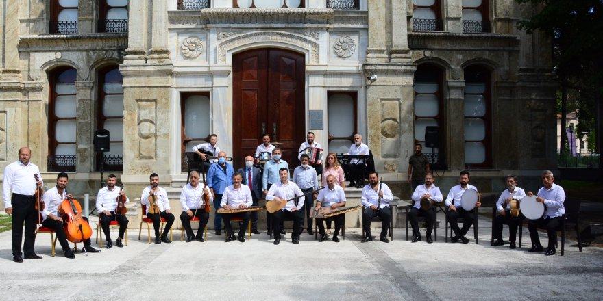 Roman müzisyenlerin Kocaeli konseri