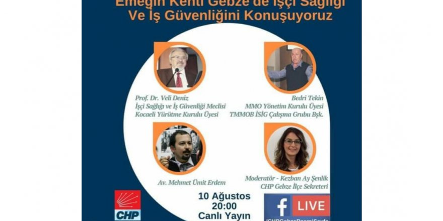CHP'de yeni gündem İSG