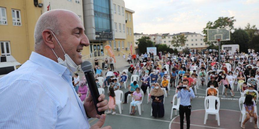 'Mahallemde Şenlik Var' etkinliği