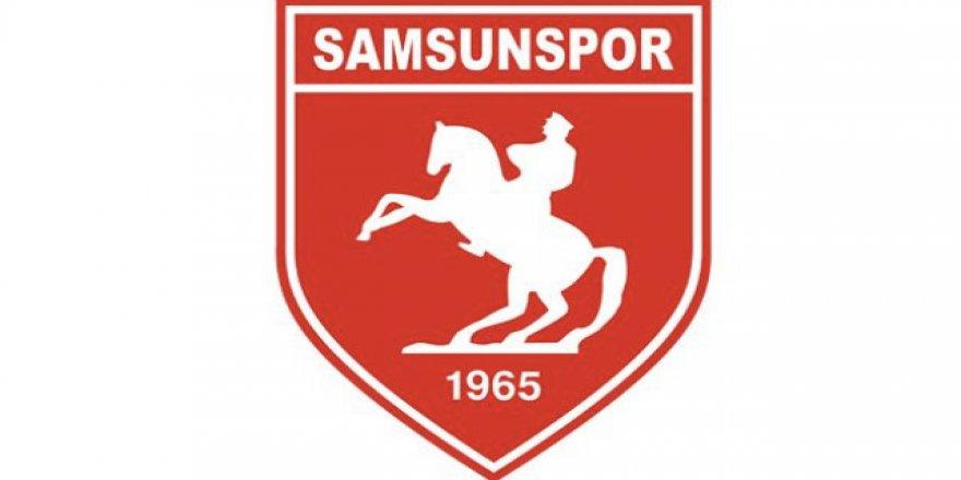 İlk prova Samsunspor'la