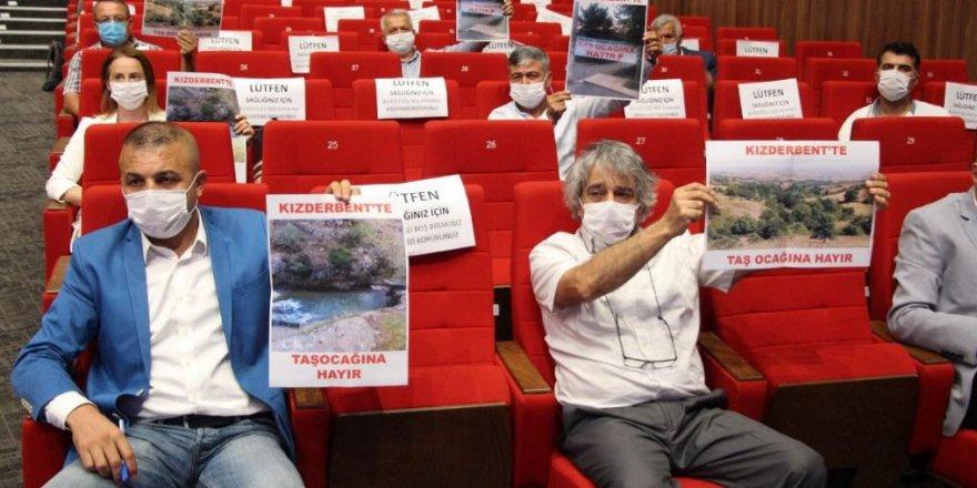 Büyükşehir Belediyesi  Meclisi Gerçekleştirildi