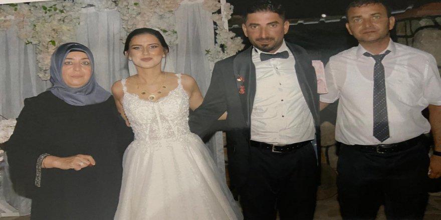 Aykan Dönmez'in mutlu günü