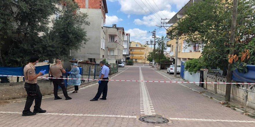 1 sokak ve 3 bina karantinaya alındı