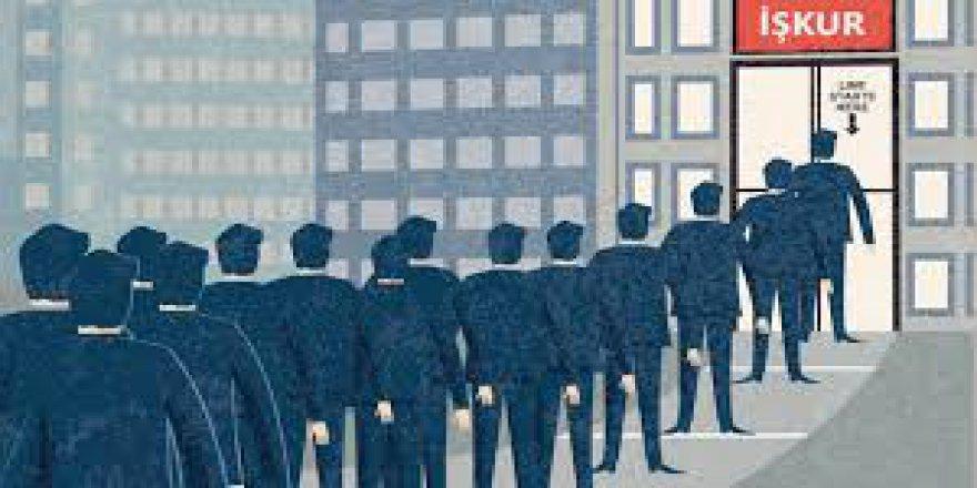 İşsizlik ülkenin en büyük sorunu