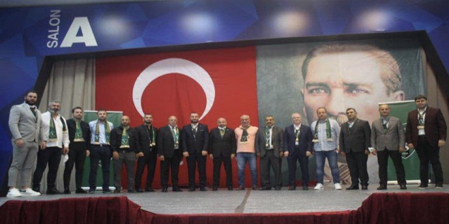 Harun Kaya Kocaelispor yönetiminde
