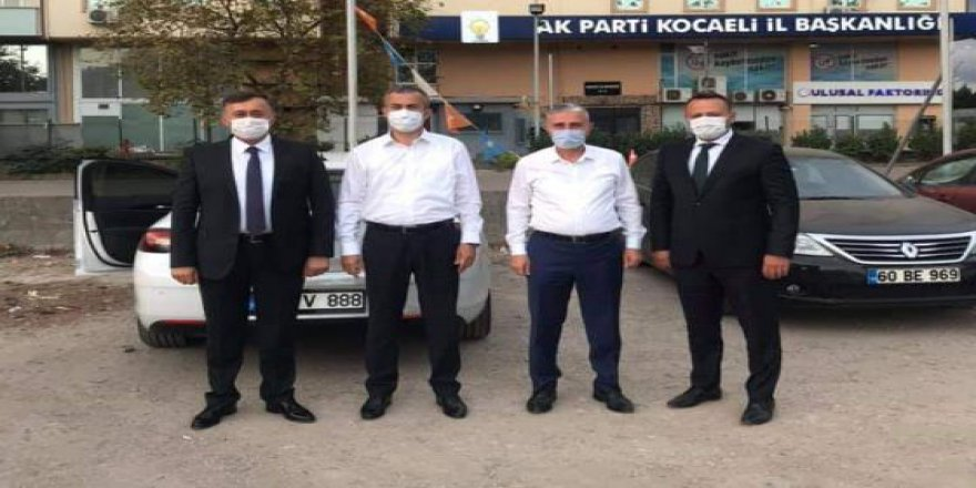 AK Parti Gebze için 4 isim genel merkezde