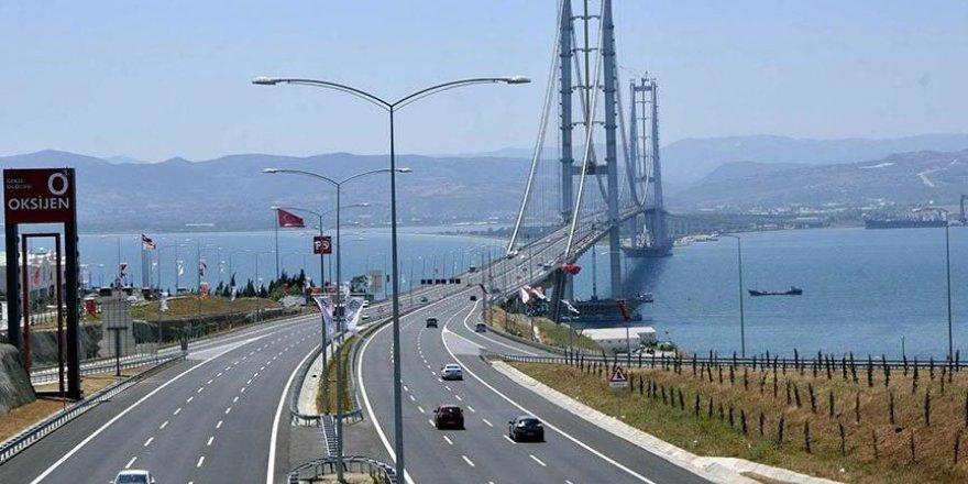 Osmangazi Köprüsünde tefeci faizi