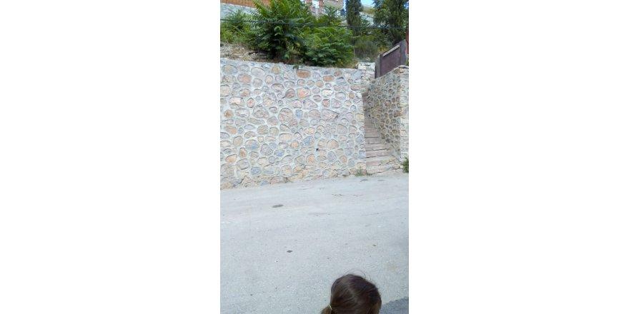 Belediye kapı duvar ağlarsa Ayaz'ın annesi ağlar!