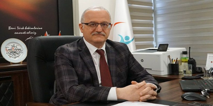 İl Sağlık Müdürü istifa etti