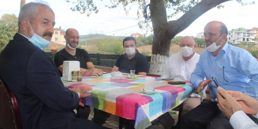 Nam-ı diğer Gümüşhane'de  dar gelirliye ücretsiz maske