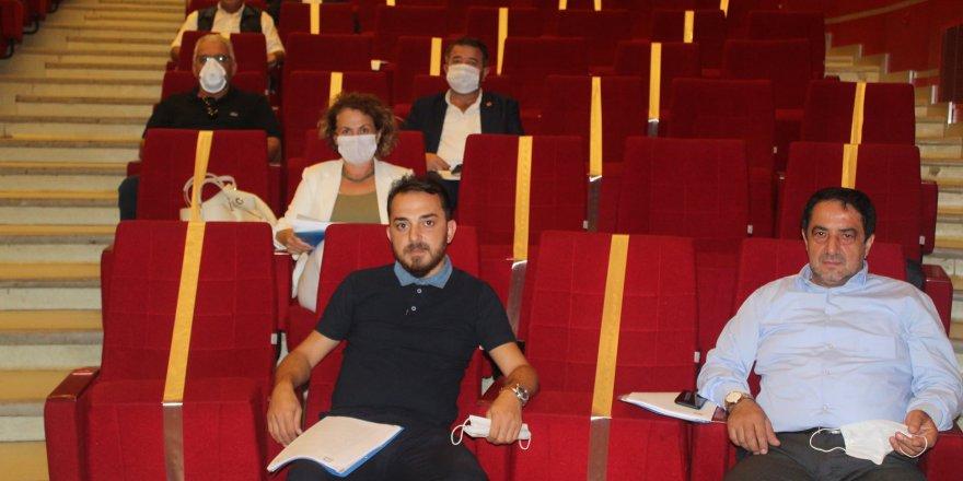 CHP Meclis'e Meclis ve şeffaflık önerdi