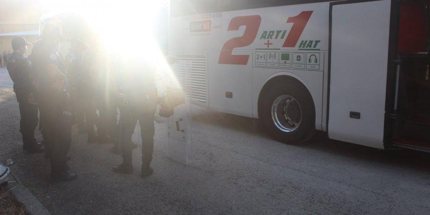 Mardin'de Geniş güvenlik önlemi alındı
