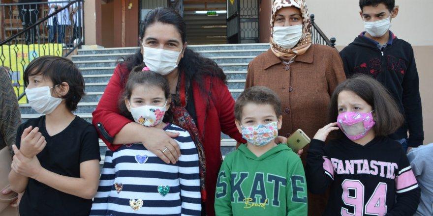 Selda Yavuz ziyaretlerini sürdürüyor