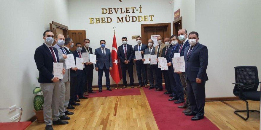 Darıca'da 13 okula 'Okulum Temiz' belgesi verildi