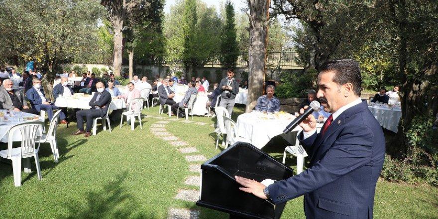 AK Parti'de istişare toplantısı