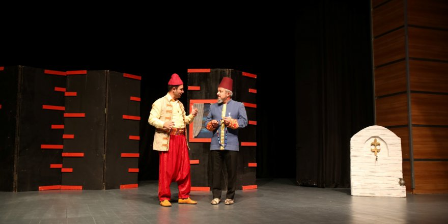 Gebze'de tiyatro etkinliği