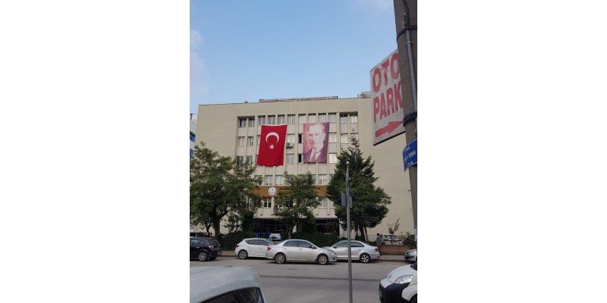 Gebze MEB'de Atatürk posteri skandalı!