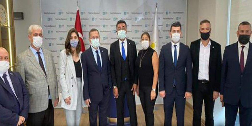 İYİ Parti  Ankara'ya gitti