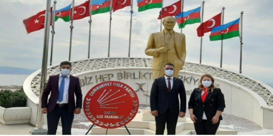 """""""Atatürk'ün yolunda yürüyeceğiz"""""""