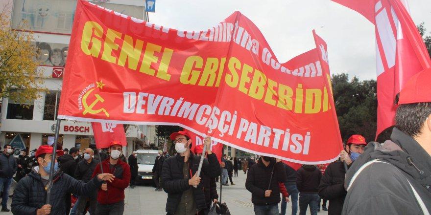 Gebze 2020 Taksim 2010'u andırdı