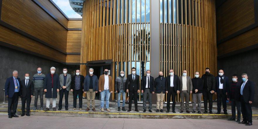 BİK Genel Müdürü Rıdvan Duran  gazete temsilcileriyle buluştu