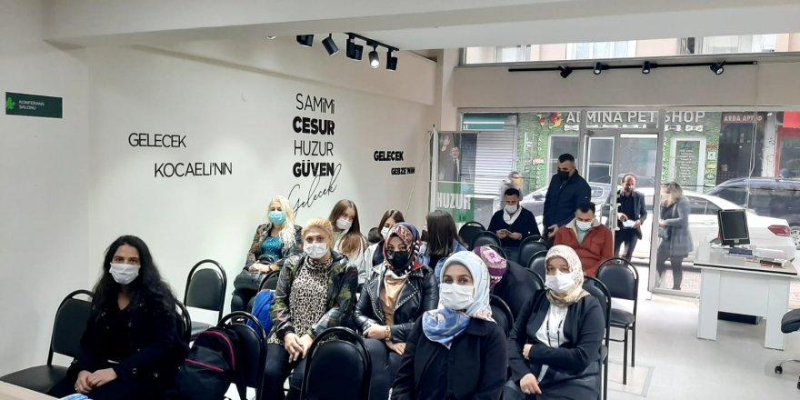 Gelecek Gebze'de kadınlar Gamze Yeniçeri'ye emanet