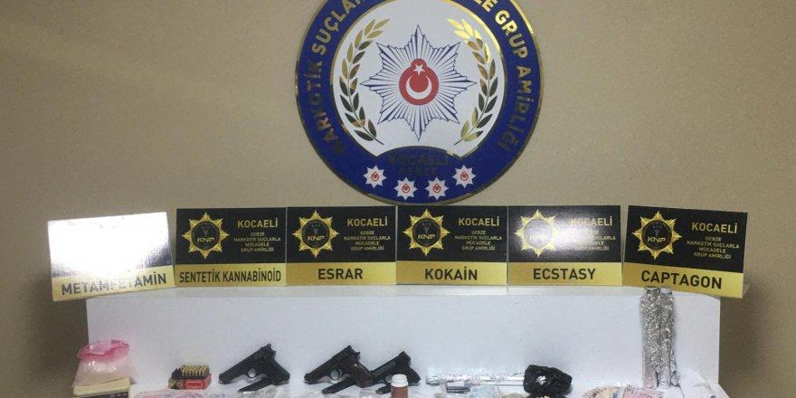 15 şüpheliden 9'u tutuklandı