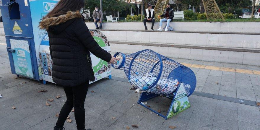 Plastik atıklar ekonomiye kazandırılıyor