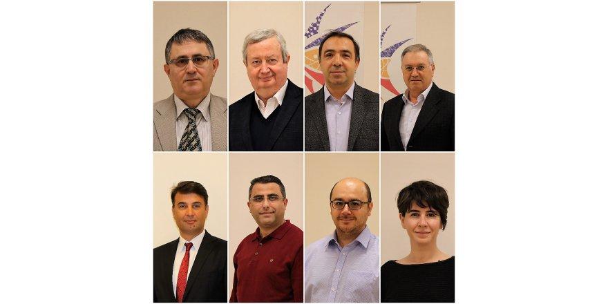GTÜ'den Akademisyenler en  başarılı bilim insanları listesinde